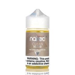 Naked 100 Tobacco Cuban Blend Vape Juice