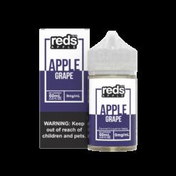 7 Daze – Reds Grape 60mL