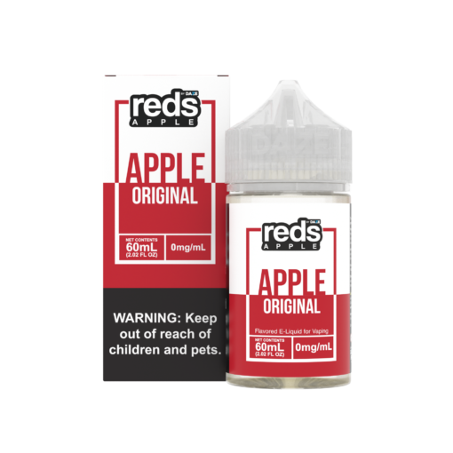 7 Daze – Reds Apple 60mL