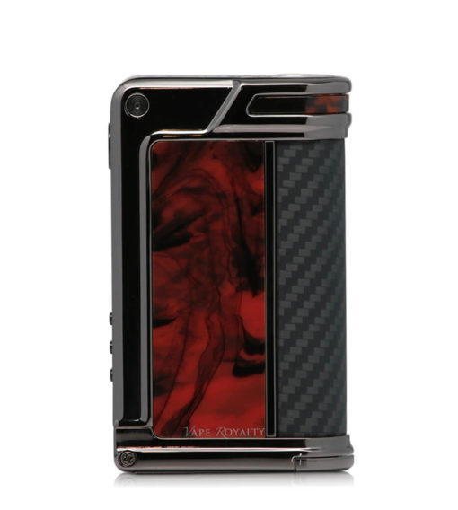 Lost Vape Paranormal DNAC Mod Scarlet Passion resin