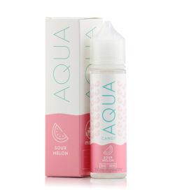Aqua Candy Sour Melon ejuice