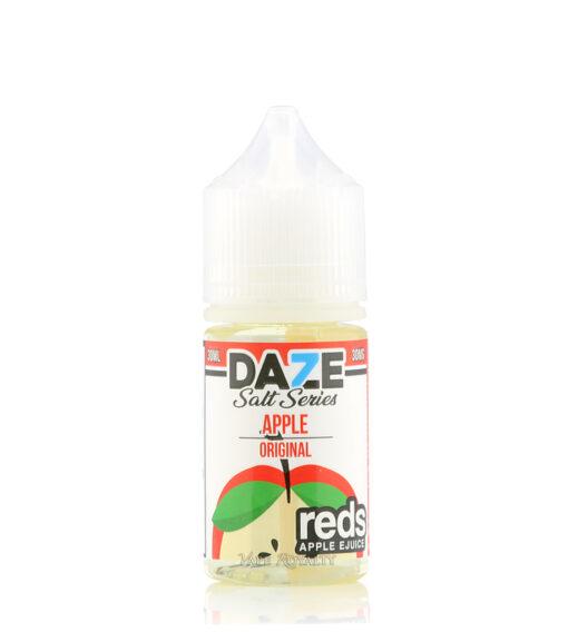 7 Daze Salt Reds Apple ejuice