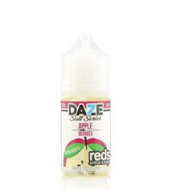 7 Daze Salt Reds Berries ejuice