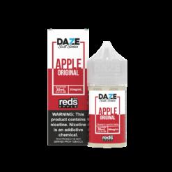 7 Daze Salt - Reds Apple 30mL