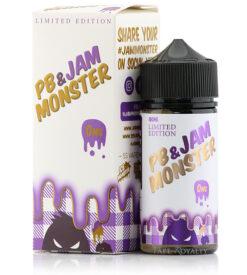 Jam Monster PB Jam ejuice