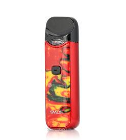 SMOK Nord Kit Resin Red