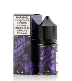 Jam Monster Blackberry Salt Nic ejuice