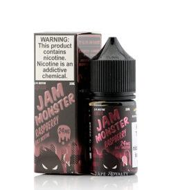 Jam Monster Raspberry ejuice