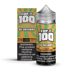 Keep It OG Orchard eJuice