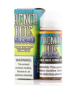 French Dude Reload eJuice