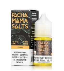 Pachamama salts Icy Mango ejuice