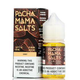 Pachamama salts Sorbet ejuice