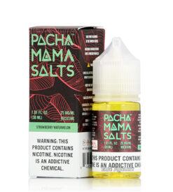 Pachamama salts Strawberry Melon ejuice