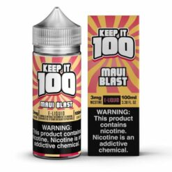 Keep It 100 Maui Blast eJuice
