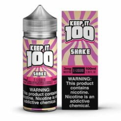 Keep It 100 Shake eJuice