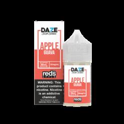 7 Daze Salt - Reds Guava 30mL