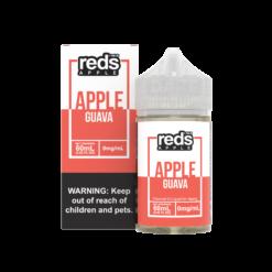 7 Daze – Reds Guava 60mL