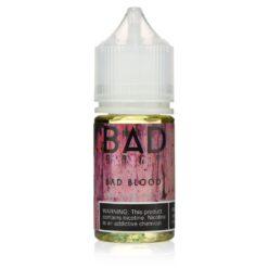 Bad Drip Salts Bad Blood 30mL