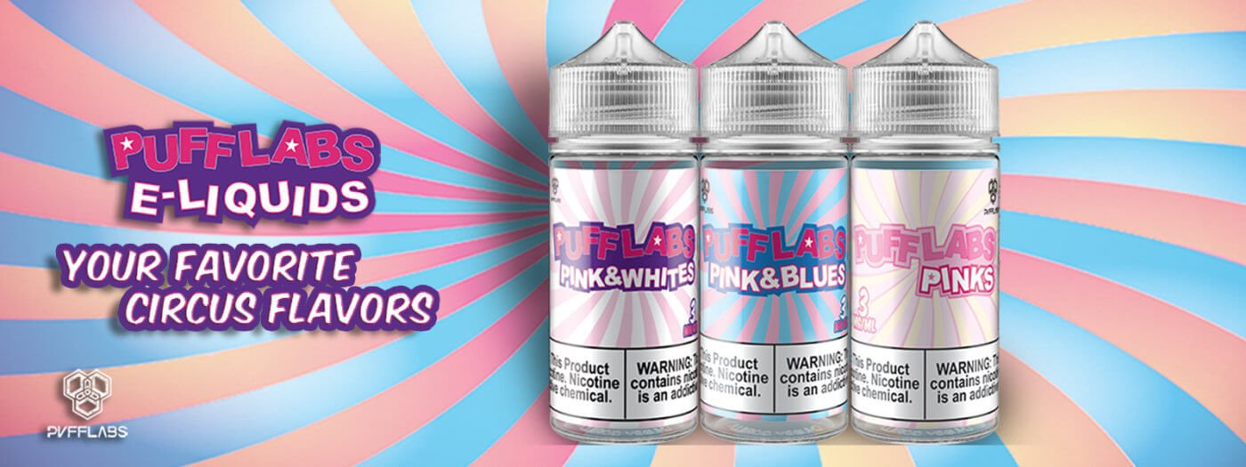 Puff Labs vape juice