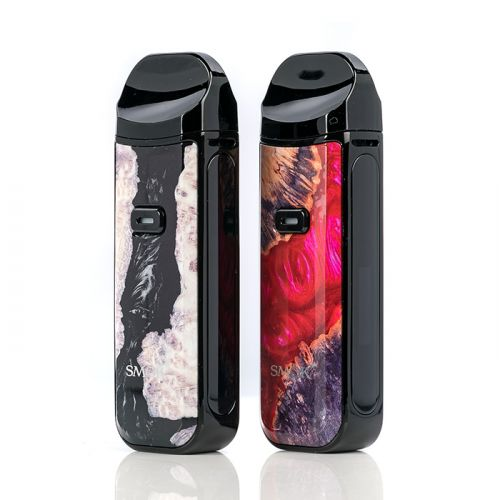 smok nord 2 pod system stabwood colors