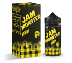 Jam Monster Lemon Vape Juice
