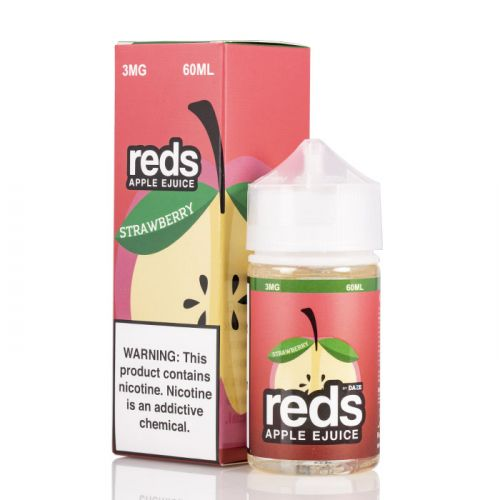 7 daze reds strawberry vape juice