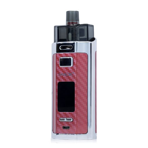 Smok Rpm160 Kit Red Carbon