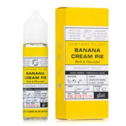 Glas Basix Banana Cream Pie Vape Juice