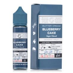 Glas Basix Blueberry Cake Vape Juice