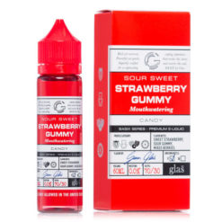 Glas Basix Strawberry Blast Vape Juice