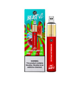 Puff Labs Beast V2 Disposable Watermelon Apple Ice