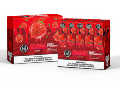 Puff Labs Boss Bar Disposable Sweet Strawberry