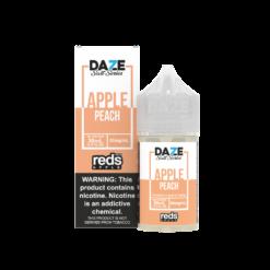 7 Daze Salt - Reds Peach 30mL