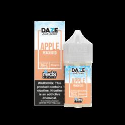 7 Daze Salt - Reds Peach Iced 30mL