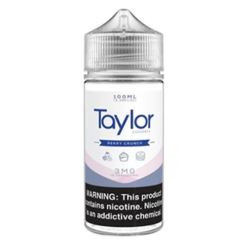 Taylor Desserts Berry Crunch ejuice
