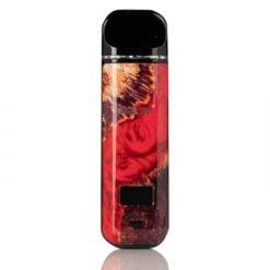 SMOK Novo X Kit Red Stabwood