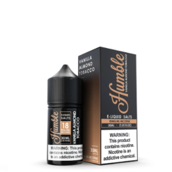 Humble Salts Vanilla Almond Tobacco eliquid