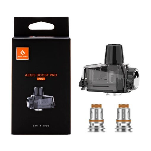 Geek Vape Aegis Boost Pro Replacement Pods