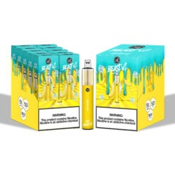 Beast V2 10 pack banana ice