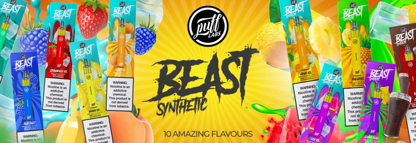 Puff Labs Beast Synthetic Disposables