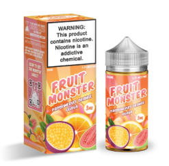 Fruit Monster Passionfruit Orange Guava eJuice