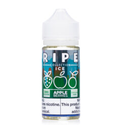 Ripe - ICE Collection Apple Berries ICE eJuice by Vape 100