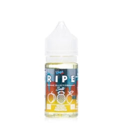 Ripe Salts - ICE Collection Peachy Mango ICE eJuice by Vape 100