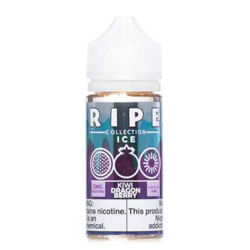 Ripe - ICE Collection Kiwi Dragon Berry ICE eJuice by Vape 100
