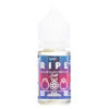 Ripe Salts Collection Blue Razzleberry Pomegrante eJuice by Vape 100