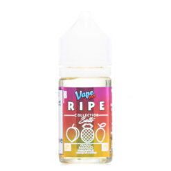 Ripe Salts Collection Peachy Mango Pineapple eJuice by Vape 100