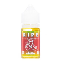 Ripe Salts Collection Straw Nanners eJuice by Vape 100