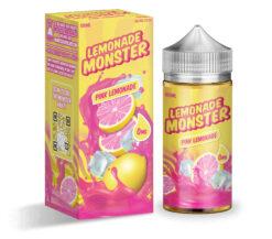 Lemonade Monster Pink Lemonade by Jam Monster