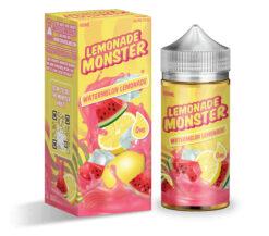 Lemonade Monster Watermelon Lemonade by Jam Monster