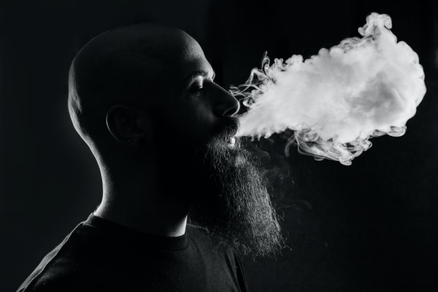 Is vaping without nicotine safe?
